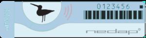 RFID Sample decal